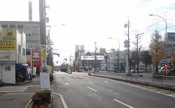 名古屋市中村区太閤通り4の信号