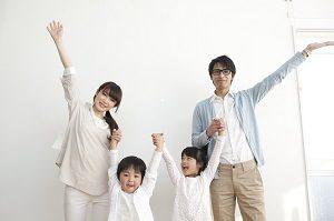 理想の家族イメージ